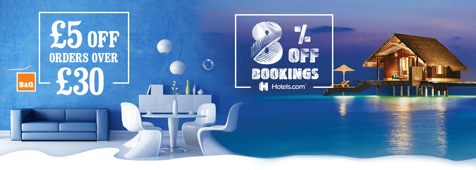 8% Off on Booking at Hotels.com