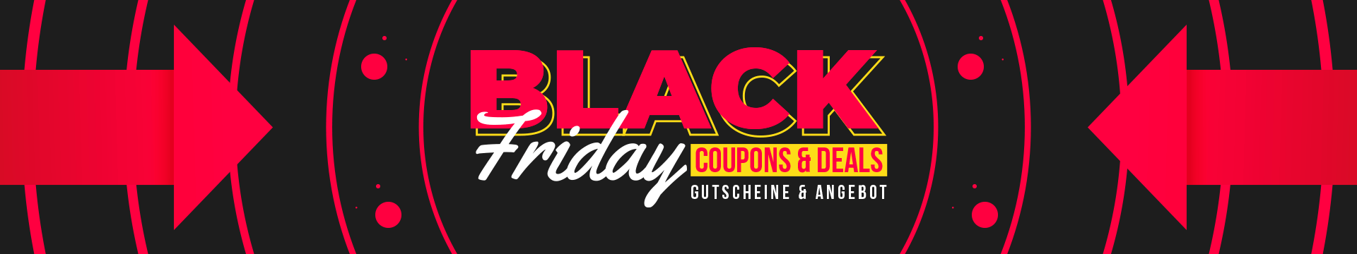 Black Friday Discount Codes & Offers