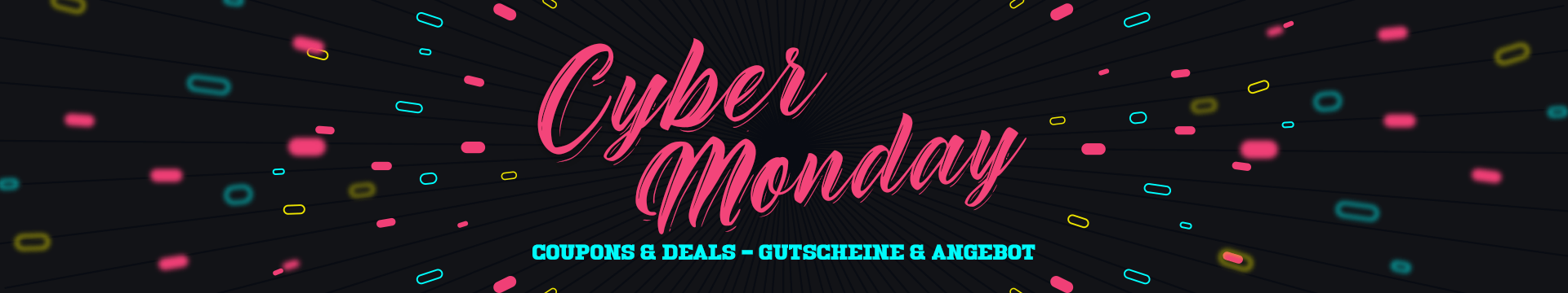 Cyber Monday Discount Codes & Offers