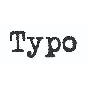 Typo Gutscheincodes